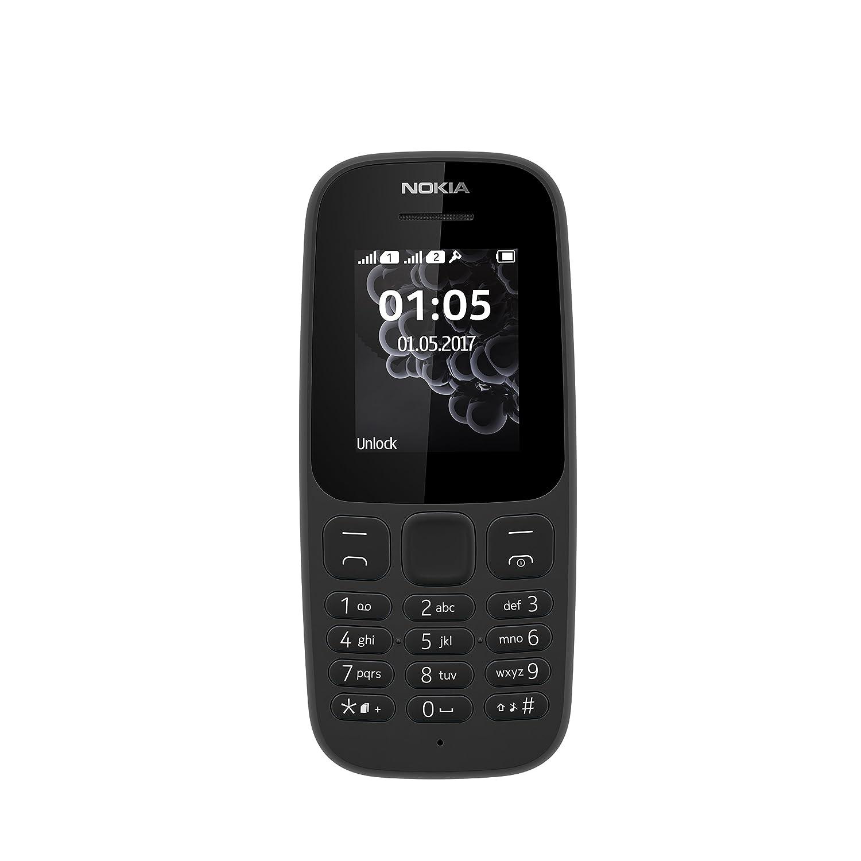 Nokia 105 4.57 cm (1.8