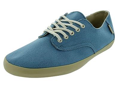 3fab9718bb Vans Womens E-Street (Hemp) Blue Heaven Fabric Size 5