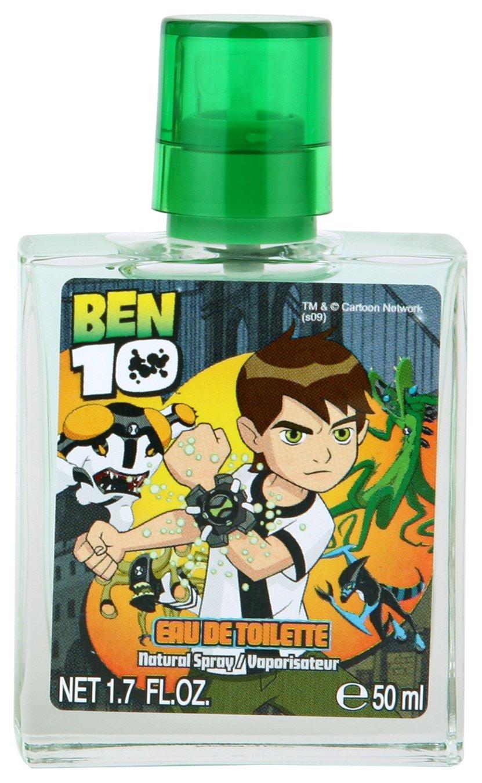 Ben 10 Eau De Toilette Spray 1.7 oz for Kids by Cartoon Network