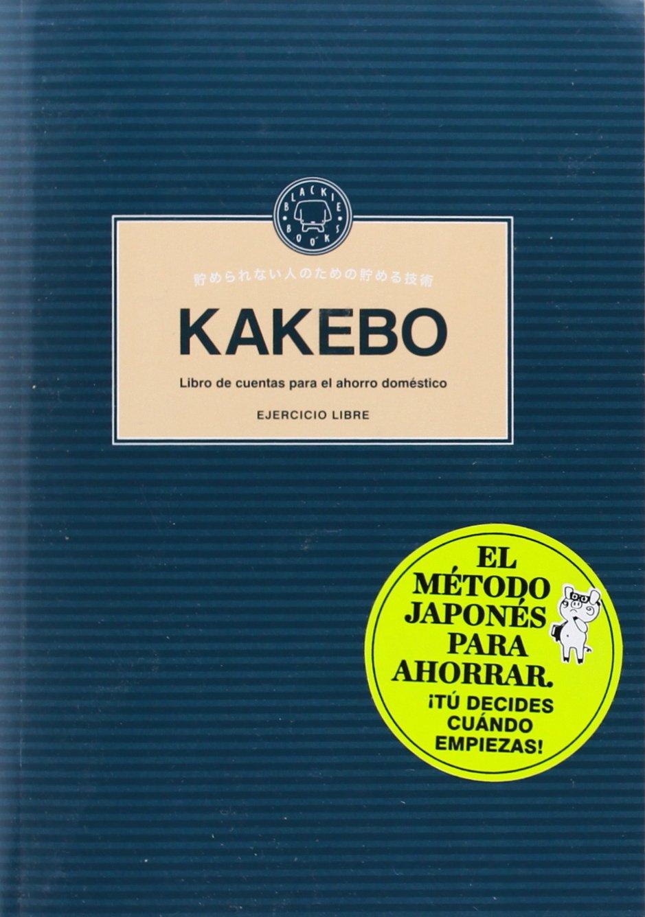 Kakebo Blackie Books: ejercicio libre: Libro de cuentas para ...