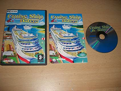 Cruise Ship Tycoon Amazoncouk PC Video Games - Cruise ship tycoon