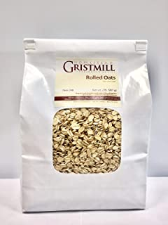 product image for Homestead Gristmill — Non-GMO, Chemical-Free, All-Natural Rolled Oats (2 Pack)
