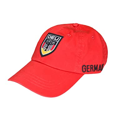 Ralph Lauren - Polo Gorra - Germany Ralph Red: Amazon.es: Ropa y ...