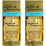 Organix Penetrating Moroccan Argan Oil for All Hair Types (100 ml)