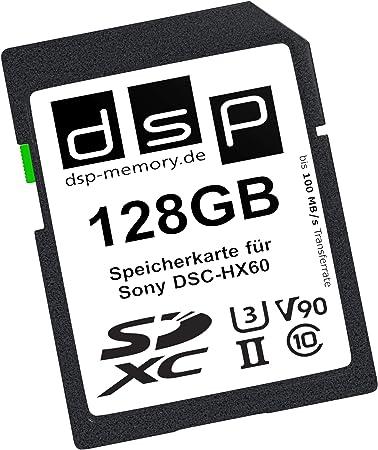 Dsp Memory 128gb Professional Uhs Ii V90 Speicherkarte Computer Zubehör