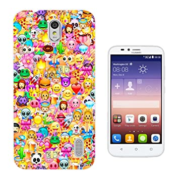 coque huawei y635 smiley