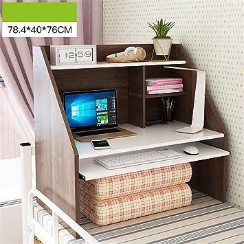 Exing Mesa para computadora portátil, computadora de Escritorio, Mesa de Escritorio, Escritorio Moderno