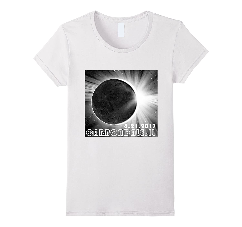 Solar eclipse T shirt – Carbondale, Illinois