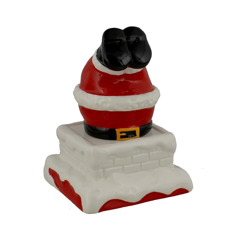 WB Santa Claus/Weihnachtsmann Weihnachten Geschirr – Keramik Salz ...