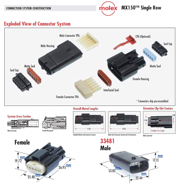 Spring Clip MOLEX    105384-0001    Connector Accessory Mobile Devices Price f