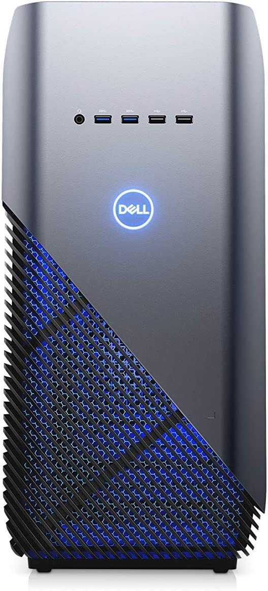 2019 Newest Premium Dell Gaming Desktop 8th Gen. Intel Core i5-8400 2.8GHz, 8GB DDR4 Memory, 1TB HDD, NVIDIA GeForce GTX 1060, WiFi, Bluetooth, Windows 10, Recon Blue