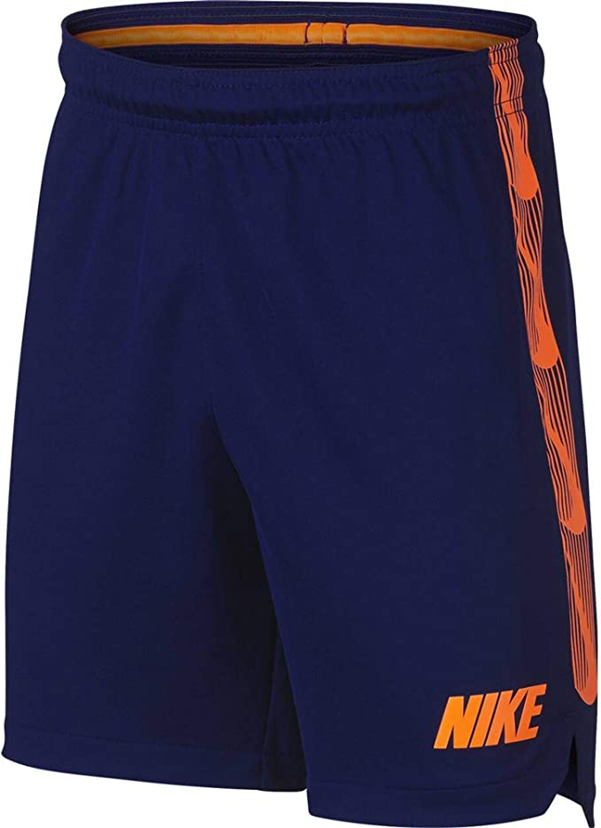 NIKE Shorts Dry Squad - Pantalones Cortos para niños Bebé-Niños: Amazon.es: Ropa y accesorios