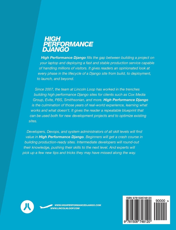 High Performance Django: Peter Baumgartner, Yann Malet