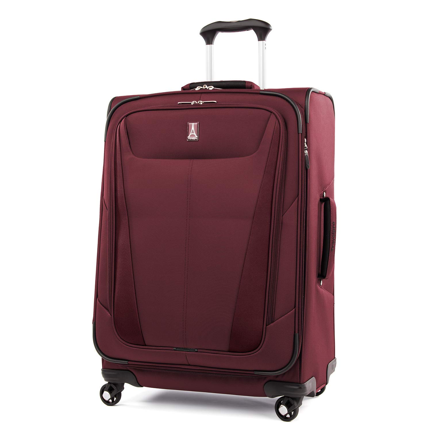 Travelpro Checked Medium 25'', Burgundy by Travelpro