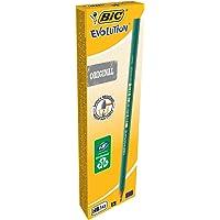 BIC Evolution Original Crayons à Papier - HB, Boîte de 12