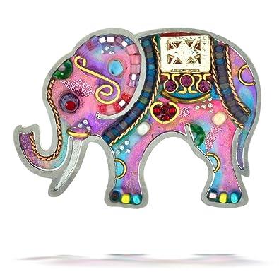 Perfect The Artazia Collection Seeka Good Luck Elephant Nature Pin P0712