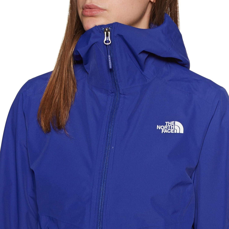 The North Face W hikestllr PK SL JT Veste, Femme S Blau (296)