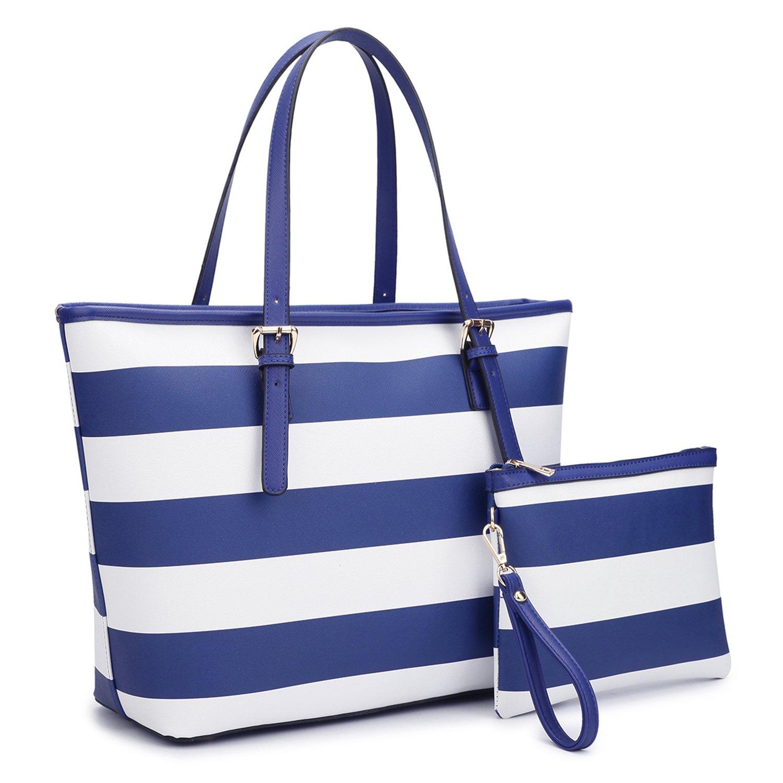 DASEIN Women's Handbags Purses Large Tote Shoulder Bag Top Handle Satchel Bag for Work