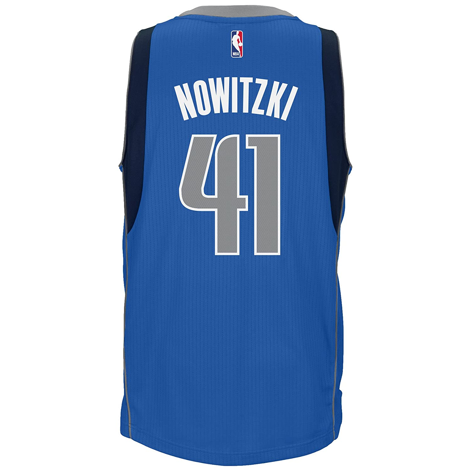 Amazon.com   adidas Men s Dirk Nowitzki Dallas Mavericks Swingman Jersey    Sports   Outdoors 48f731d5b