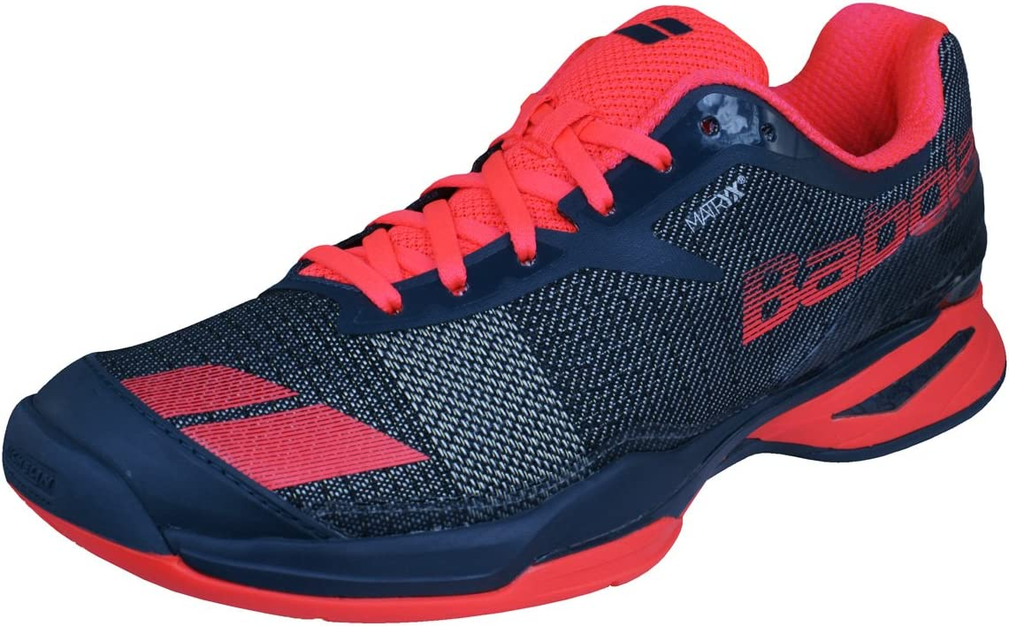 red ball tennis shoes