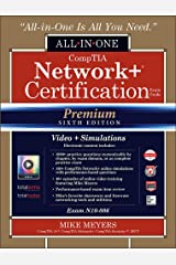CompTIA Network+ Certification All-in-One Exam Guide (Exam N10-006), Premium Sixth Edition with Online Performance-Based Simulations and Video Training Hardcover