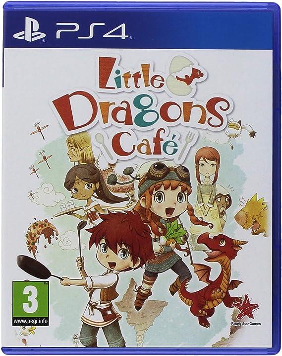 Little Dragons Café - Edición Estándar: Amazon.es: Videojuegos