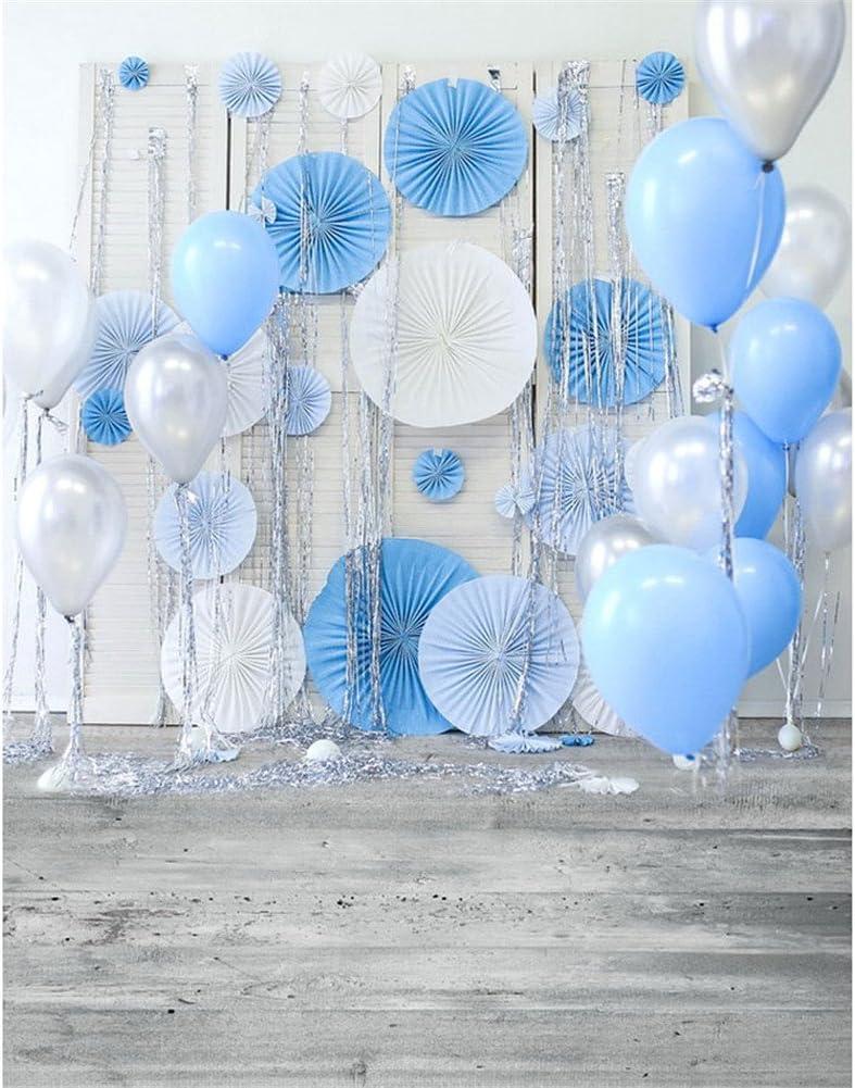 Amazon.com: Fotografía fondo 1er cumpleaños tablero de la ...