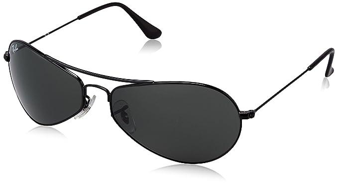 17aa7c1b09 Ray-Ban Rectangular Men s Sunglasses (0RB3306I00260 Green)  Amazon ...