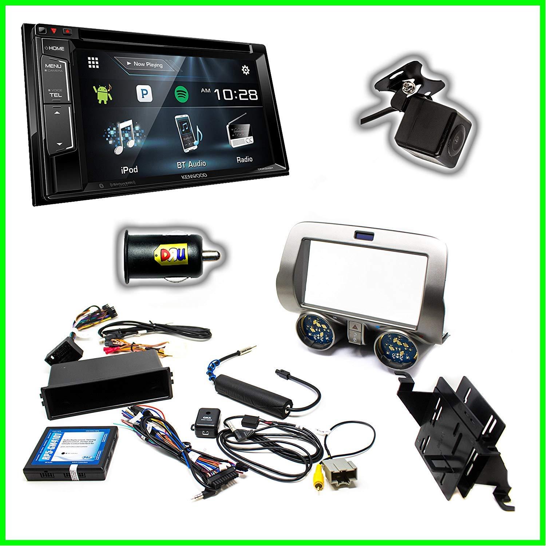 PAC RPK5-GM4101 Chevrolet Camaro Integrated Radio Replacement Kit 2010-15