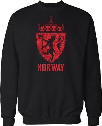 e426be15177b Amazon.com  Hoodteez Norway Coat of Arms
