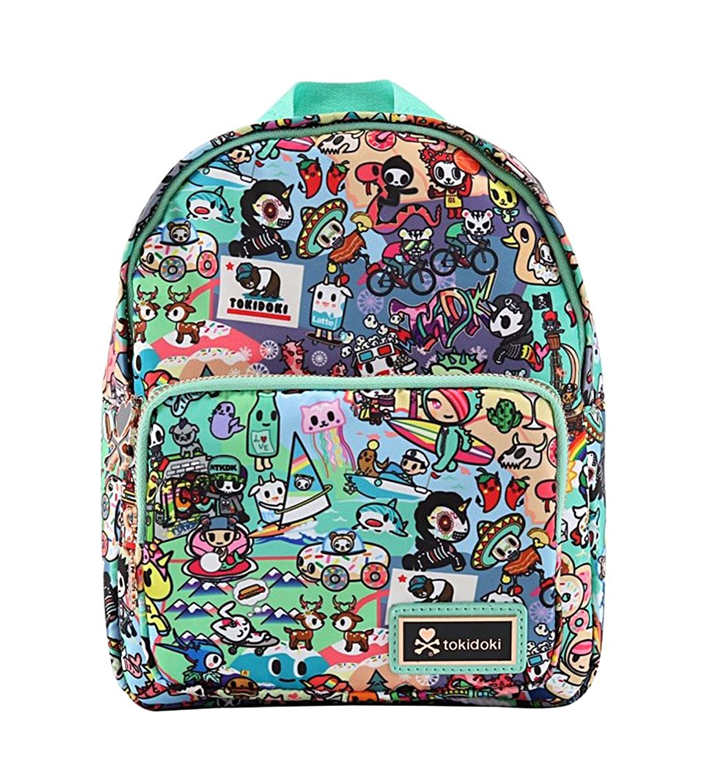 Tokidoki カリフォルニアドリーミング ミニ バックパック California Dreamin' Mini Backpack B079NKRHQ6