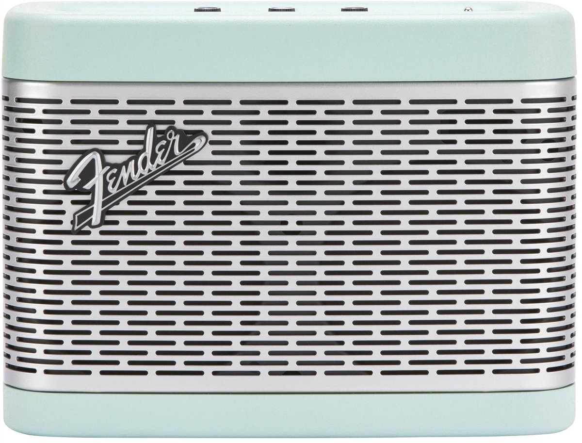 Fender Newport Battery Powered Portable Bluetooth Speaker -.