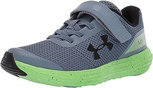 Under Armour Unisex-Child Pre School Surge Rn Alternate Closure Sneaker