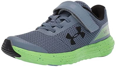 b59a6f6a56 Under Armour Boys' Pre School Surge Rn Alternate Closure Sneaker
