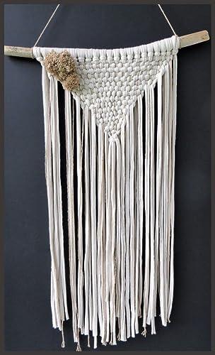 Tapiz de algodón ecológico trenzado: Amazon.es: Handmade