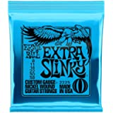 Ernie Ball 2225 Extra Slinky Nickel Wound Set (08-38)