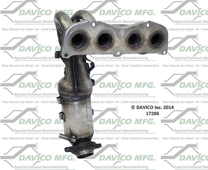 Davico 17204 Catalytic Converter