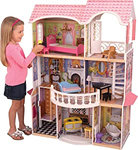 "KidKraft 18"" Dollhouse Doll Manor"