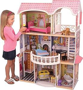 "KidKraft 18"" Dollhouse Doll Manor"