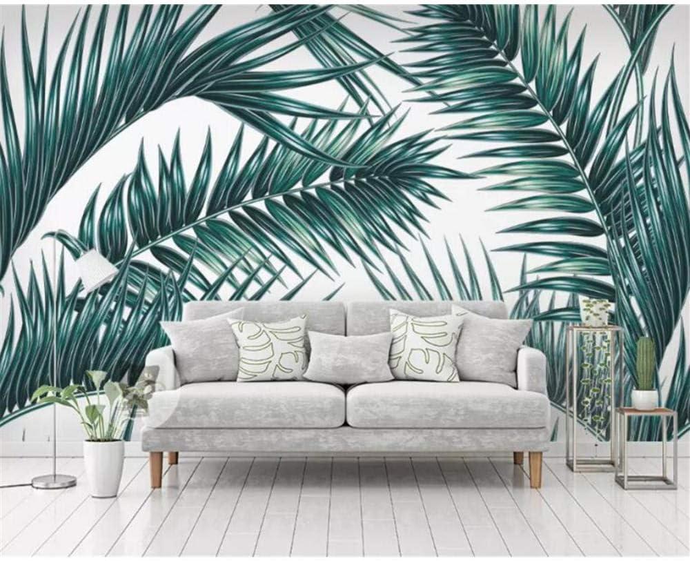 Carta Da Parati Living Walls.Made Modern Home Background Wall 3d Wallpaper Tropical Rainforest Plant Living Room Carta Da Parati Wallpaper 280cm W X 200cm H Amazon Com