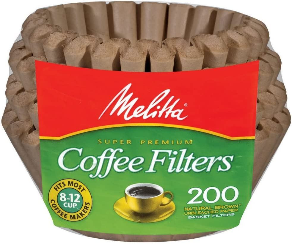 Melitta 62957 Filter Baskt 8-12Cup