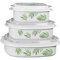 Reston Lloyd 6-Piece Microwave Cookware Steamer and Storage Set