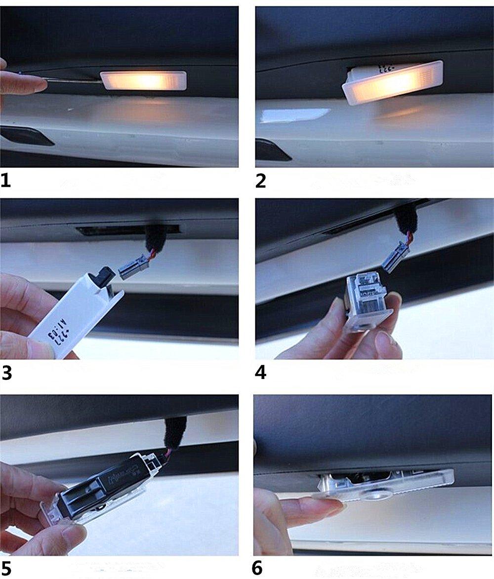 ColorBuy Door Light Projector Logo Door Entry Light Entry Light Car Door