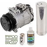 Amazon com: AC Compressor w/A/C Repair Kit For BMW 530i M5 530xi