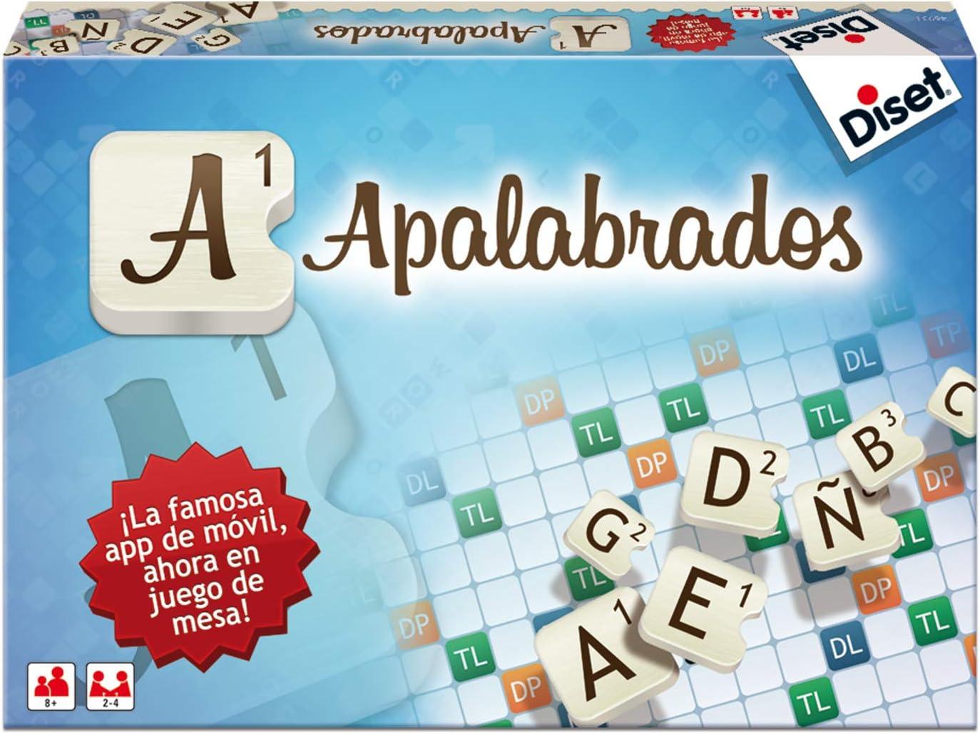 Diset - Apalabrados (46931): Amazon.es: Juguetes y juegos