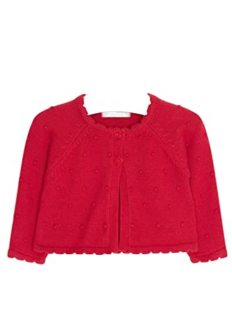 de615cacde33 Amazon.com  Mayoral 18-02312-060 - Knit Long Cardigan for Baby-Girls ...