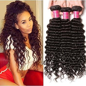 Amazon ali julia brazilian virgin deep curly wave hair weft ali julia brazilian virgin deep curly wave hair weft 3 bundles 100 real unprocessed human pmusecretfo Images