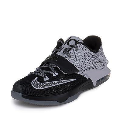 Nike Boys KD VII BHM (GS) \u0026amp;quot;Black History Month\u0026amp;quot; Black/