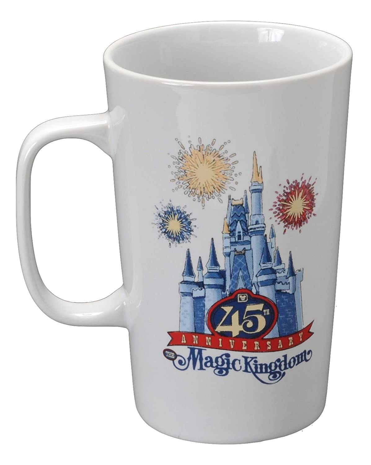 Amazon.com | Starbucks Disney Magic Kingdom 45th Anniversary Limited ...