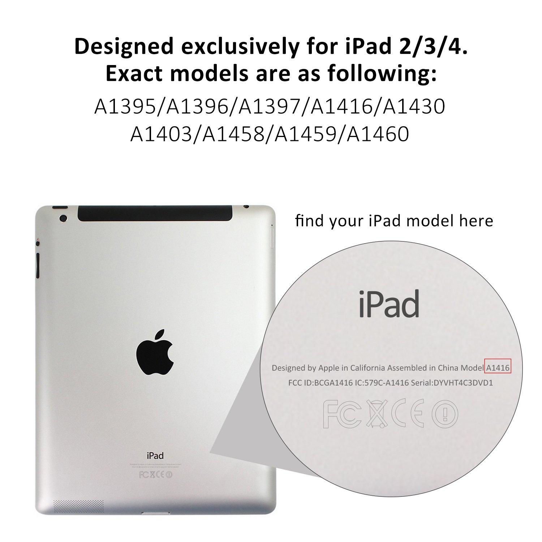 Amazoncom IPad Keyboard JETech Wireless Bluetooth Keyboard Case - Us zip code for apple id